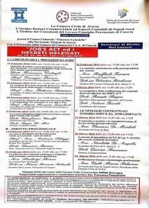 Camera civile Aversa – a partire dal 15/01/2016