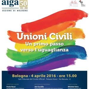Evento AIGABologna- 4 aprile 2016