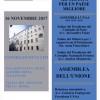 Assemblea Nazionale UNAA-Roma 16.11.17